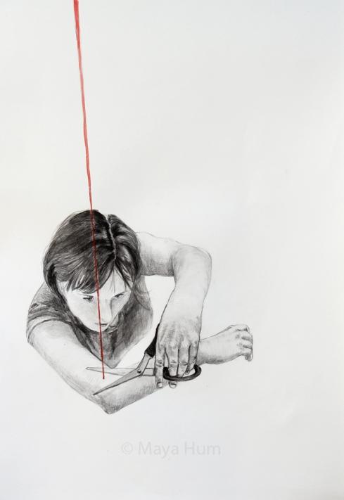 Cut Free, by Maya Hum