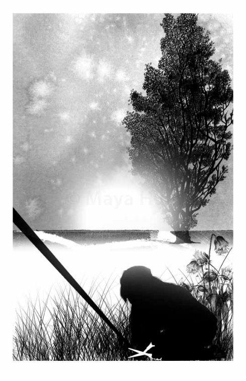 """Free"" by Maya Hum 2013"
