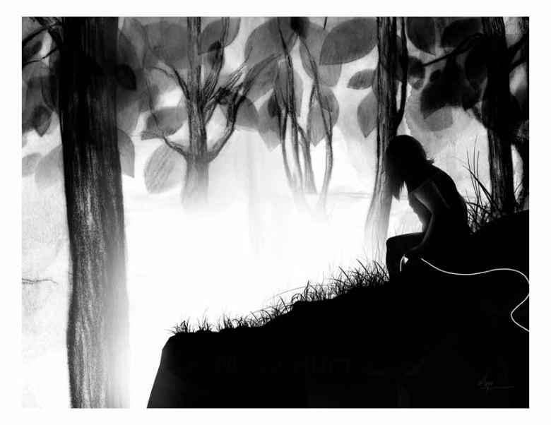"""Seek"" by Maya Hum 2013"