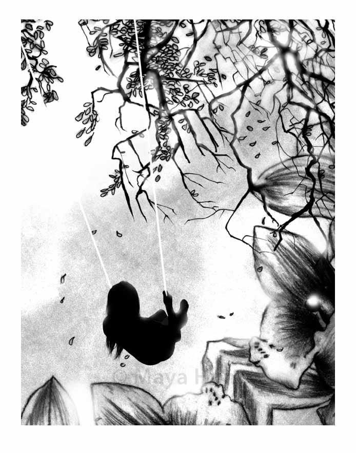 """Swing"" By Maya Hum 2013"