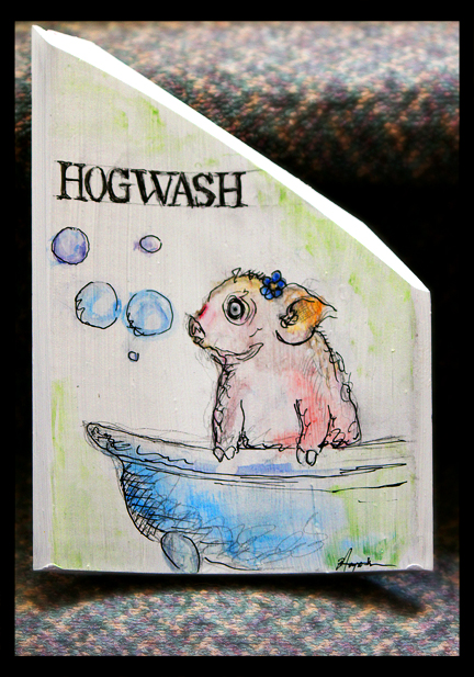 """Hogwash,"" by Maya Hum"