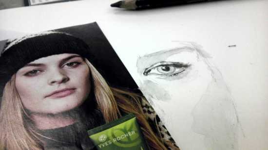Portraits from Magazine in progress shot by maya hum