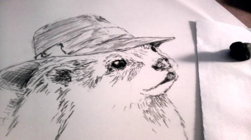 MayaHum_In Progress Shot_Otter Jones