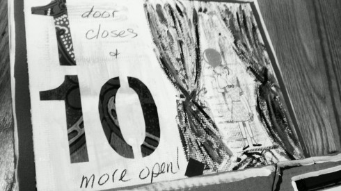 When one door closes 10 more open! by Julie Lapalme