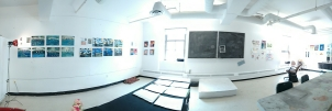 Here is a view of one of the studios I taught this camp in (Ottawa School of Art)