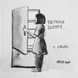 Maya Hum Inktober 2018 prompt: Cruel